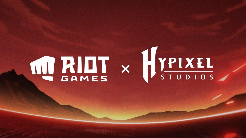Riot Games acquires Hypixel Studios