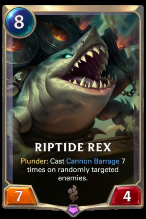 Riptide Rex