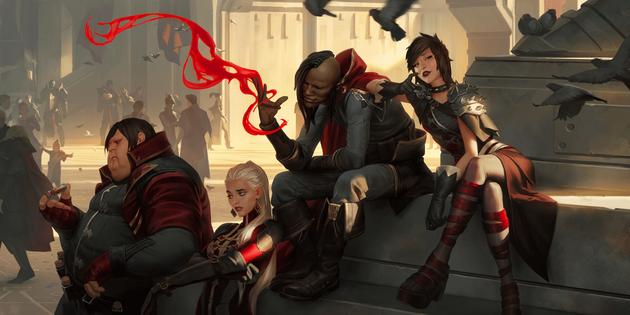 Crimson Crew
