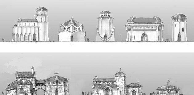 Denacua architecture concept
