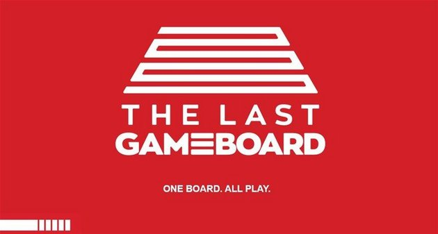 The Last Gameboard Logo