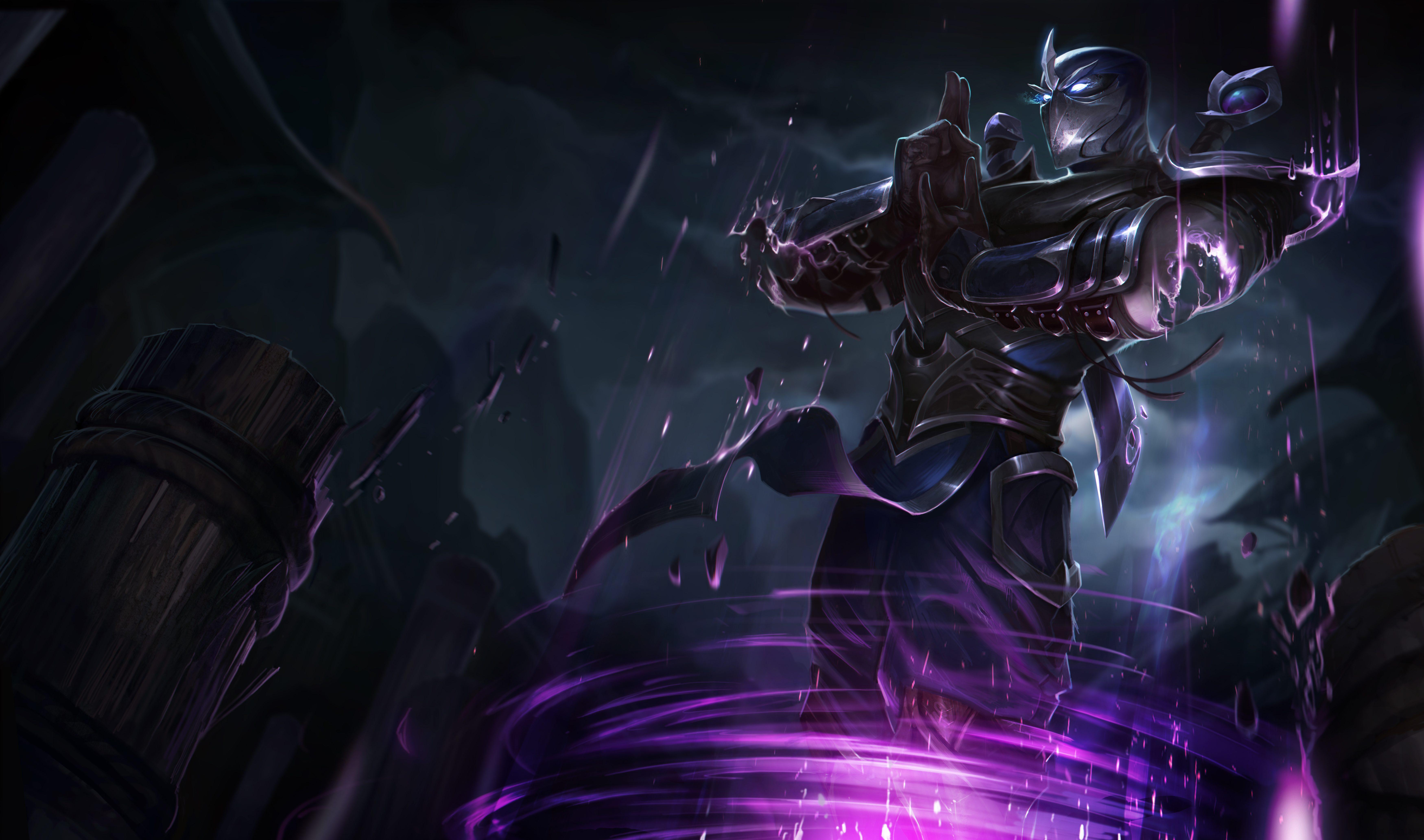 League Of Legends Assets Riot Games